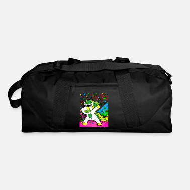 Discothek Dabbing Dab Unicorn Disco Party Music Discothek - Duffle Bag