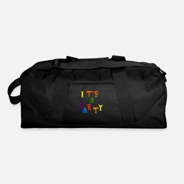 Party A party - Duffel Bag