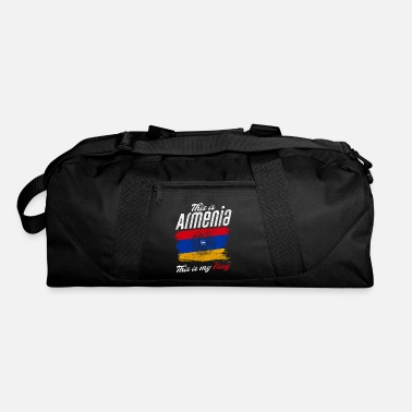 Armenia This is Armenia: This is my flag - Duffel Bag