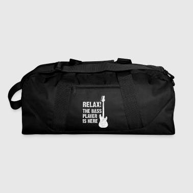 bass player - Duffel Bag