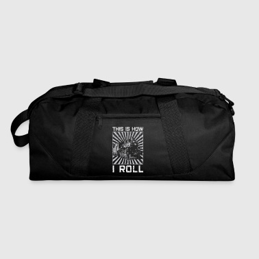 Railroad railroad - Duffel Bag