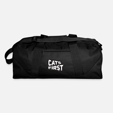 First Cats First - Duffel Bag
