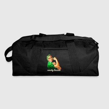 Lassie Nasty Woman Irish Lassie - Duffel Bag