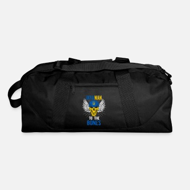 Conflict Skull Ukraine Crimea Ukrainian nation - Duffel Bag