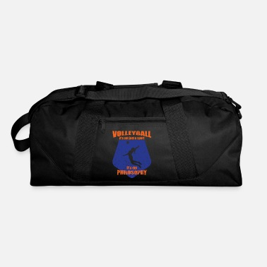 Philosophy Volleyball it's my Philosophy - Duffel Bag