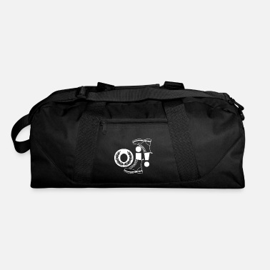 Rocksteady Oi Punk design, Gift for Skinheads, Ska and - Duffle Bag