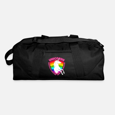 Magic Unicorns are Born in November Girls Birthday Gift - Duffel Bag