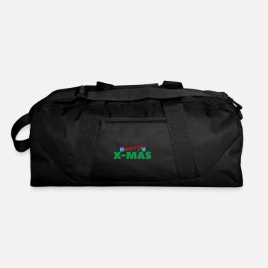 Nice Christmas Gift Idea Merry xmas Team Santa - Duffel Bag