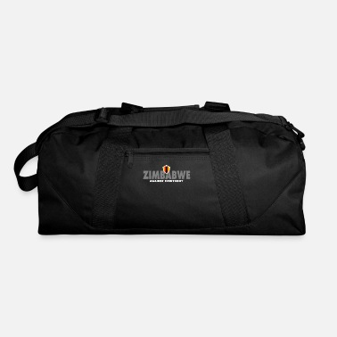 Against Zimbabwe Against Everybody - Duffel Bag