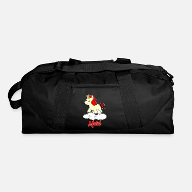 Metal Music Metal Unicorn - Unicorn - Metal - Music - Duffel Bag