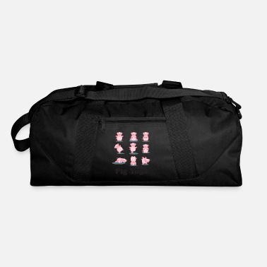 Bacon Year of the Pig Chinese New Year 2019 Zodiac - Duffel Bag