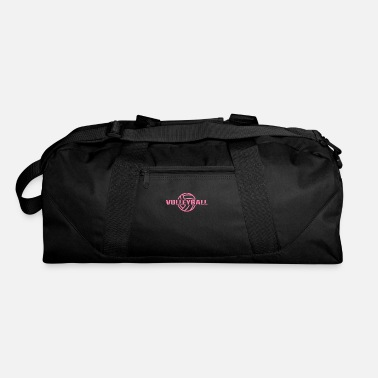 Volleyball Ladies Ladies VollEyballer Volley Volleyball Player - Duffle Bag