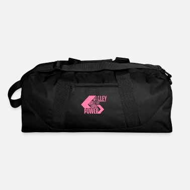 Volleyball Ladies Volley Player Volleyballer Ladies Volleyball - Duffle Bag