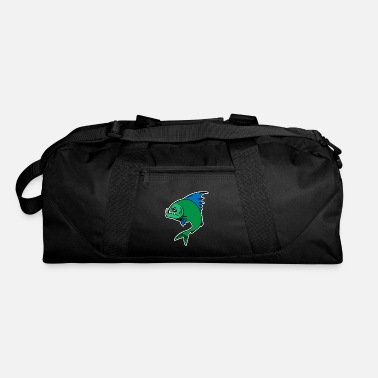 Plaice Piranha - Duffle Bag