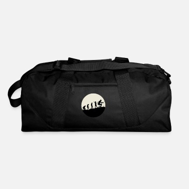 Desarrollador Web Web Developers Evolution Moon - Duffle Bag