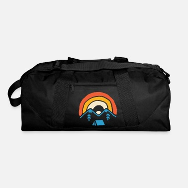 Rainbow Camp & Rainbow - Duffle Bag