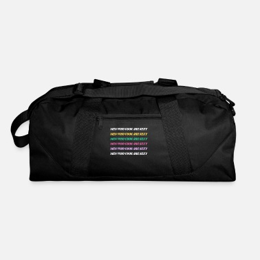 Men Who Cook Are Sexy - The father, Men or friend. - Duffle Bag