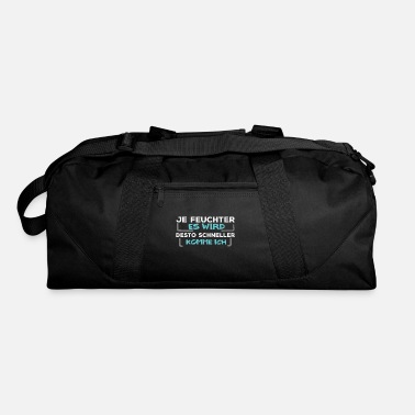 Tool German Plumber Quote | Heating Engineer Pipefitter - Duffle Bag