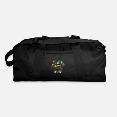 Parade Schedule Mardi Gras Day Street Party Carnival Gift - Duffle Bag