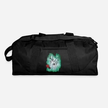 Nose Green nosed Reindeer - Duffel Bag