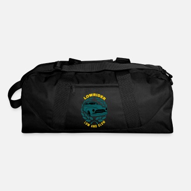 Birthday Lowrider Low And Slow Geschenk - Duffel Bag