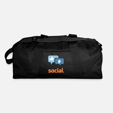 Social Democracy social - Duffle Bag