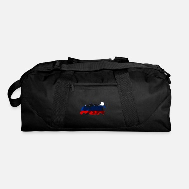 Russian Russian Bear - Duffle Bag