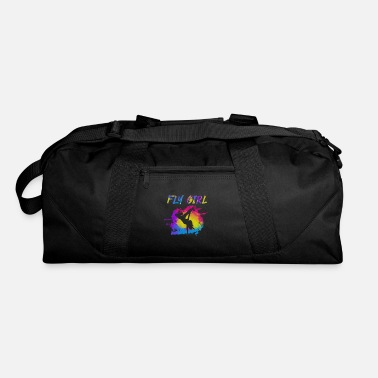 Bboy Breakdancing Breakdance Gift I BGirl Fly Girl - Duffle Bag