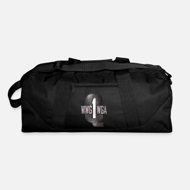 Q1 Distressed Metal WWG1WGA - Duffel Bag