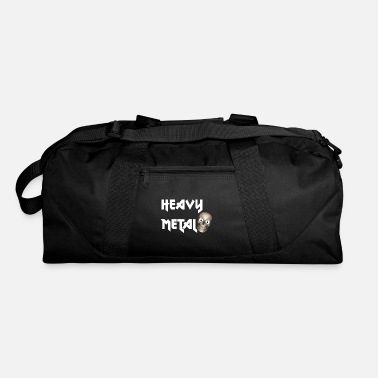 Heavy Heavy Metal - Duffle Bag