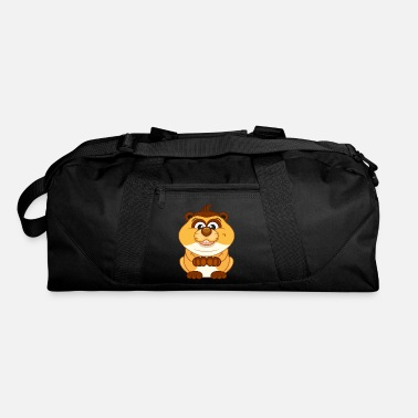Rodent Hamster-animal-rodent-wildlife - Duffle Bag