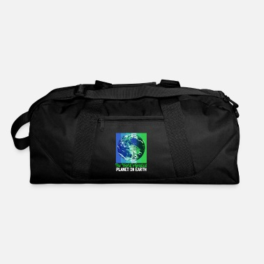 Ecology Earth Day Climate Change Recycling Ecology Planet - Duffle Bag