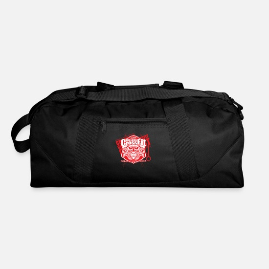 Crossfit Bags & Backpacks - Geelong Crossfit - Duffle Bag black