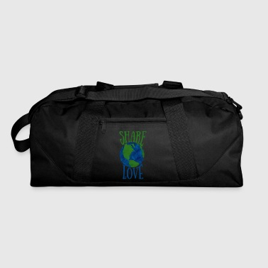 Share Love Mother Earth - Duffel Bag