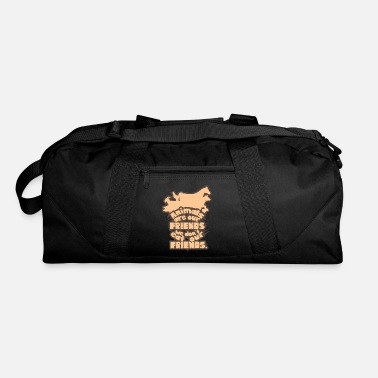 Animal Welfare Animal welfare vegetarian vegan animals - Duffel Bag