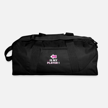 Couple Tshirt Valentines Day - Duffel Bag