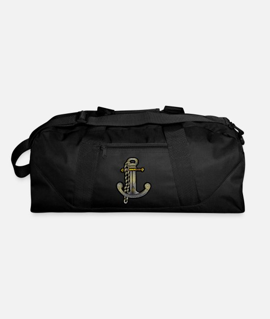 Happiness Bags & Backpacks - Âncora - Duffle Bag black