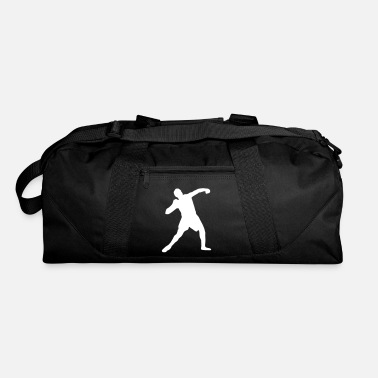 Shot Shot put, track and field - Duffle Bag