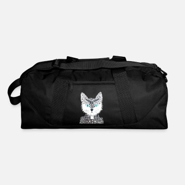Plain Plain Cat - Duffel Bag