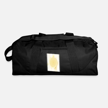 Schwarz Light vortex - Duffle Bag