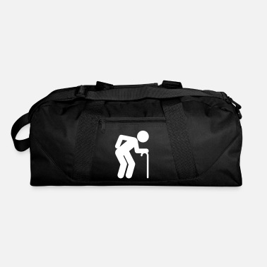 Age A Man Age At Retirement Age - Duffel Bag