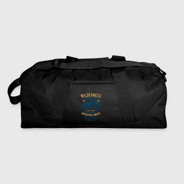 Wilderness Adventurer - Duffel Bag