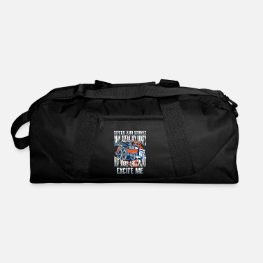 Tow Truck Breakdown Lorry Tow Truck Gift - Duffle Bag