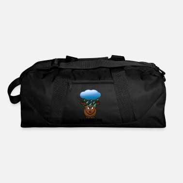 Nose Raindolph the red nosed reindeer - Duffel Bag
