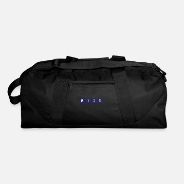 One Word Rise One Word T-shirt - Duffle Bag