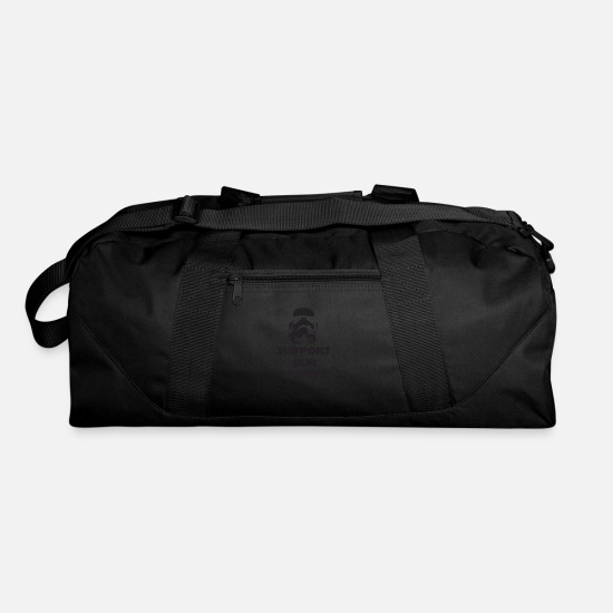 Game Bags & Backpacks - Support our Troops - Duffle Bag black