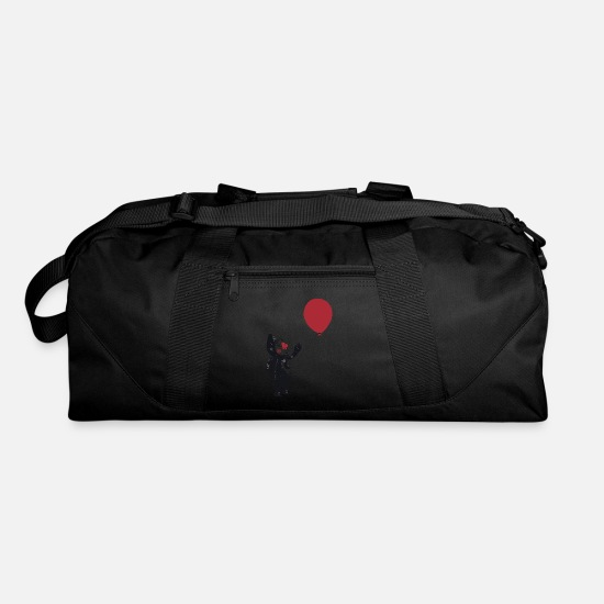 Balloon Bags & Backpacks - The Balloon Fairy - Duffle Bag black