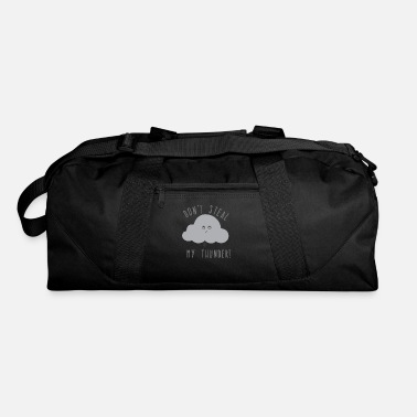 Request A Cloudy Request - Duffle Bag