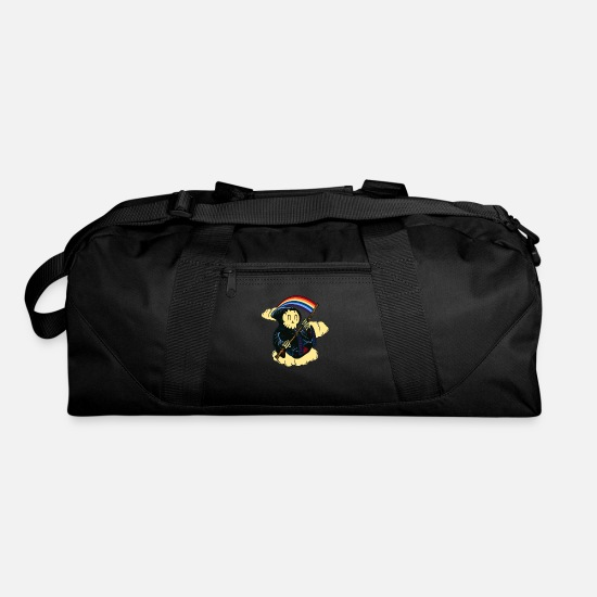 Game Bags & Backpacks - Death s Bright Scythe - Duffle Bag black