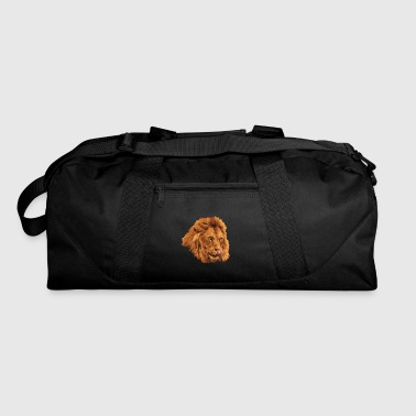 maned lion - Duffel Bag